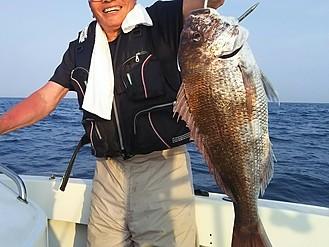 カレイ釣り画像